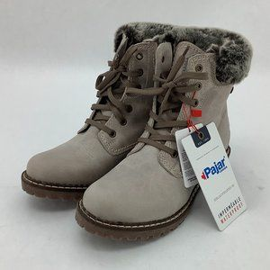 Pajar | Women's Ankle High Boots | Taupe